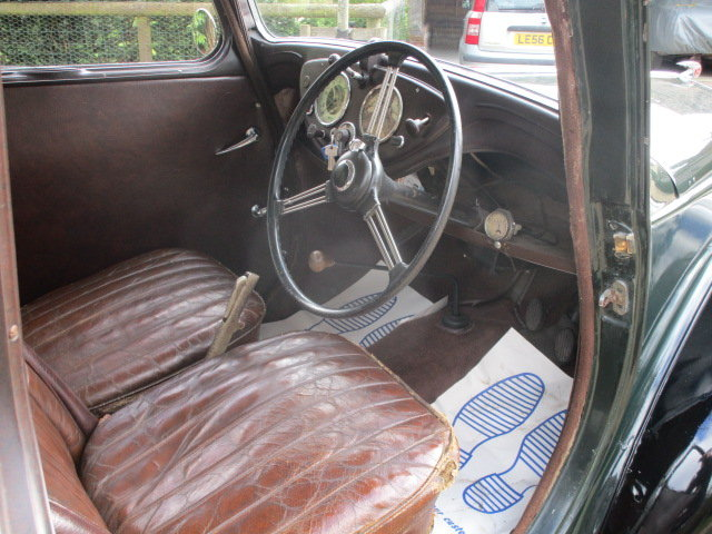 1948 Morris 8 Series E Saloon For Sale (picture 5 of 6)