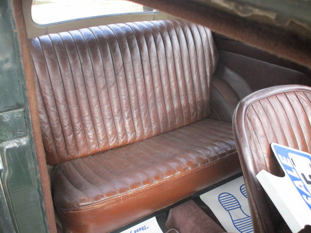1948 Morris 8 Series E Saloon For Sale (picture 6 of 6)