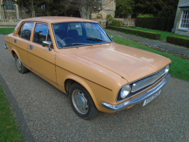 1977 Morris Marina 1.3 deluxe.  For Sale (picture 1 of 6)