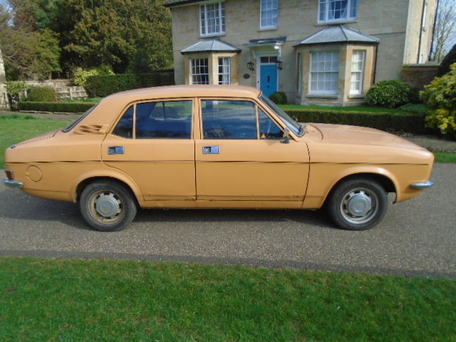 1977 Morris Marina 1.3 deluxe.  For Sale (picture 2 of 6)