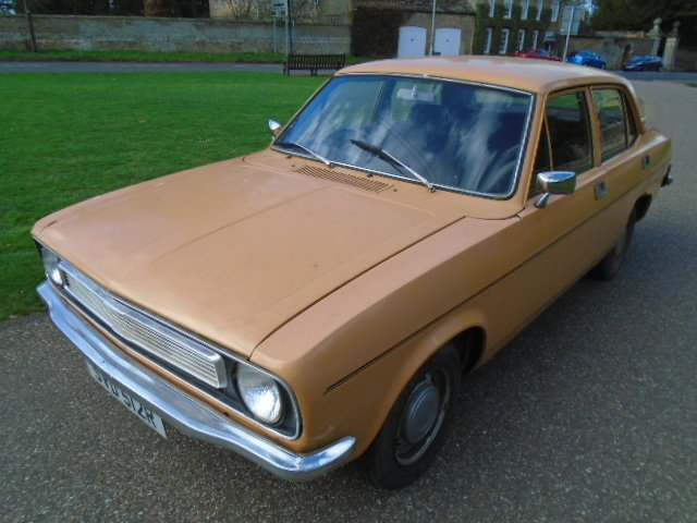 1977 Morris Marina 1.3 deluxe.  For Sale (picture 3 of 6)