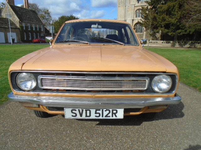 1977 Morris Marina 1.3 deluxe.  For Sale (picture 5 of 6)