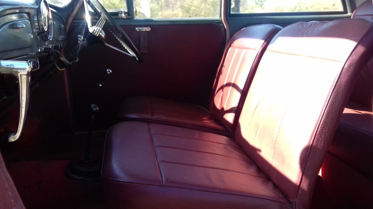 1956 MORRIS MINOR 'FLORENCE' 2DR SALOON ~ HONEST EARLY MOGGY SOLD (picture 4 of 6)