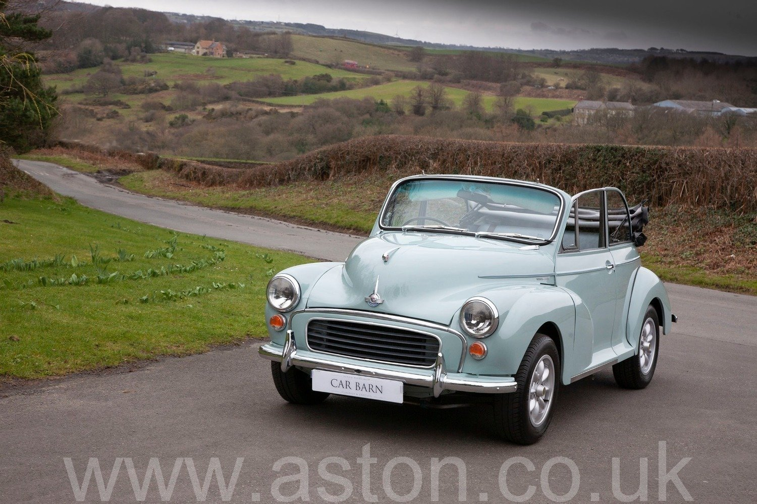 1969 Morris Minor 1000 Convertible For Sale (picture 2 of 6)