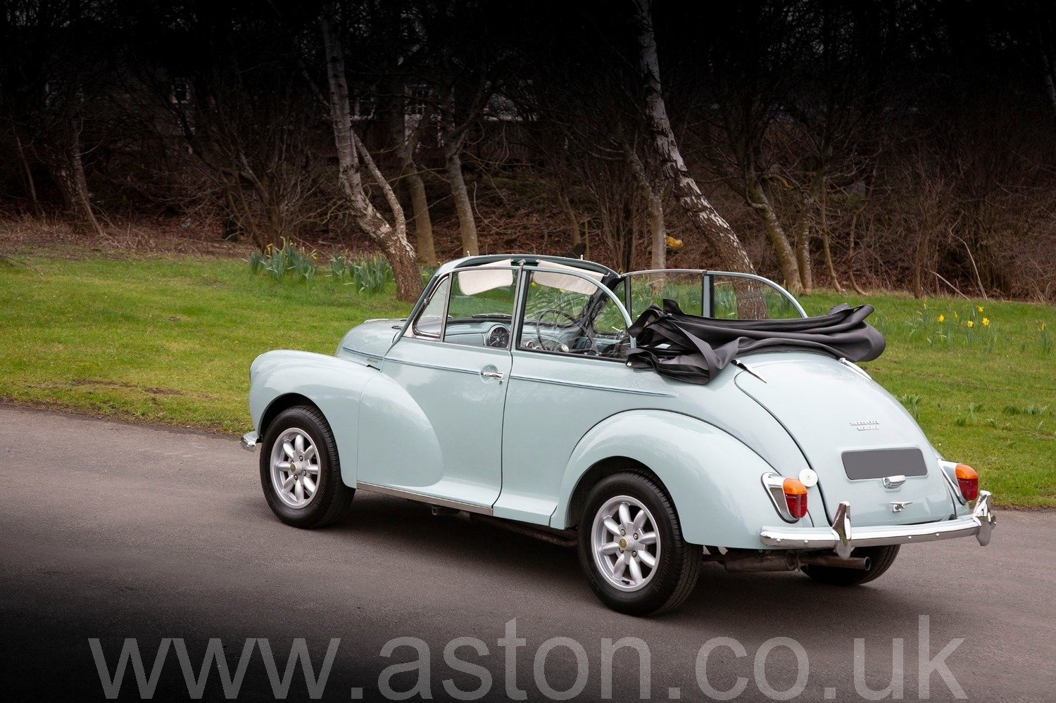 1969 Morris Minor 1000 Convertible For Sale (picture 6 of 6)