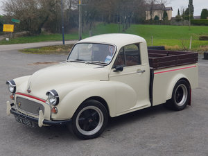 1971 Morris Minor Pick-Up For Sale