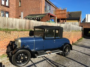 1926 Bullnose Morris Oxford For Sale
