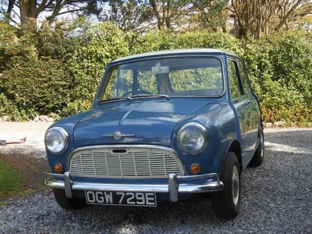 1967 Morris Mini Minor For Sale (picture 1 of 6)