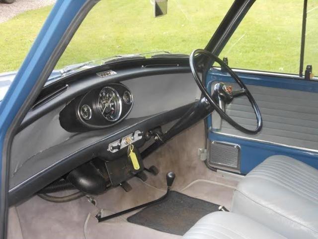 1967 Morris Mini Minor For Sale (picture 4 of 6)