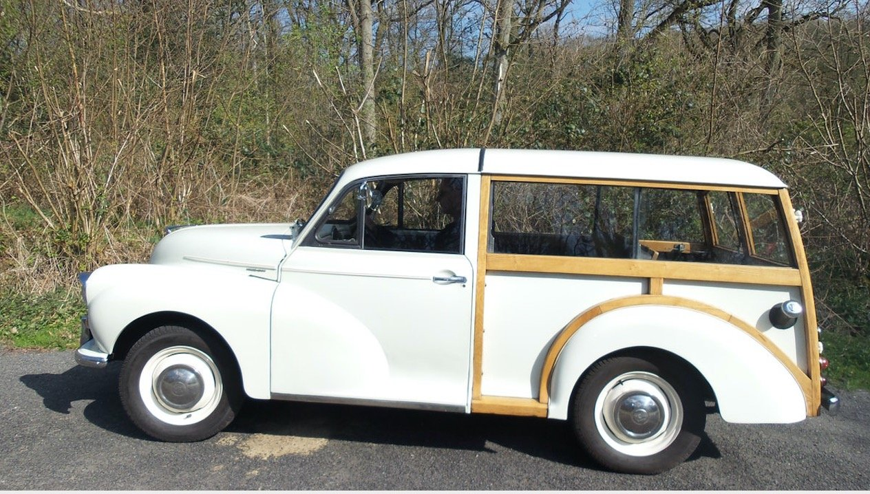 1969 Morris minor traveller For Sale (picture 1 of 6)