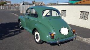 1967 Morris minor 2 door saloon For Sale