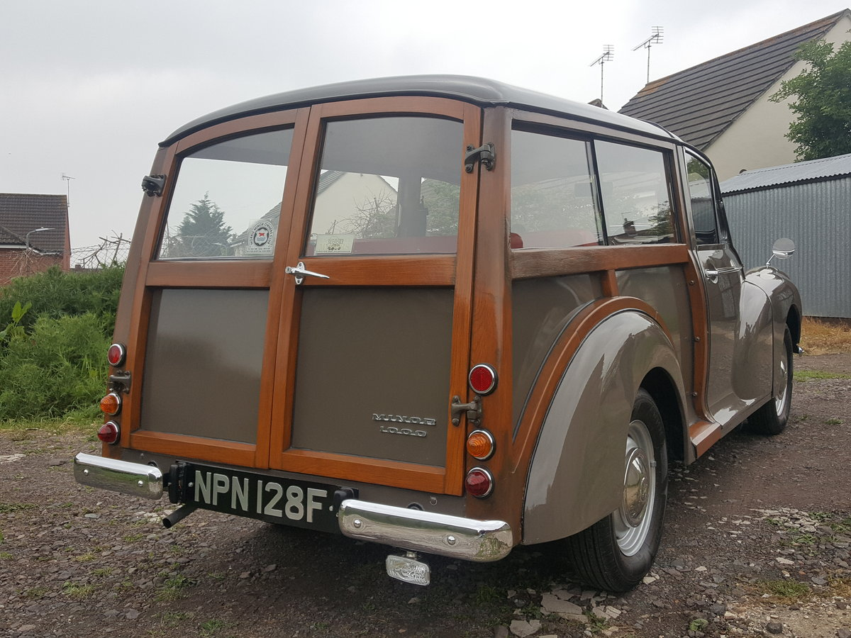 1968 Morris traveller show ready For Sale (picture 6 of 6)