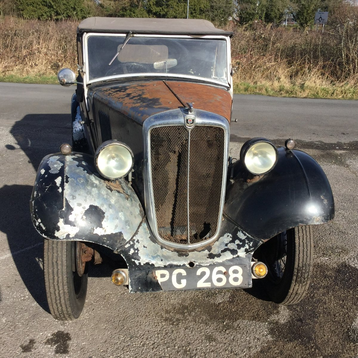 1937 Morris 8 sports For Sale (picture 3 of 6)