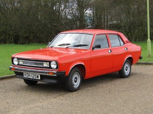 Picture of 1981 Morris Marina 1.3L LHD at ACA 13th April  SOLD