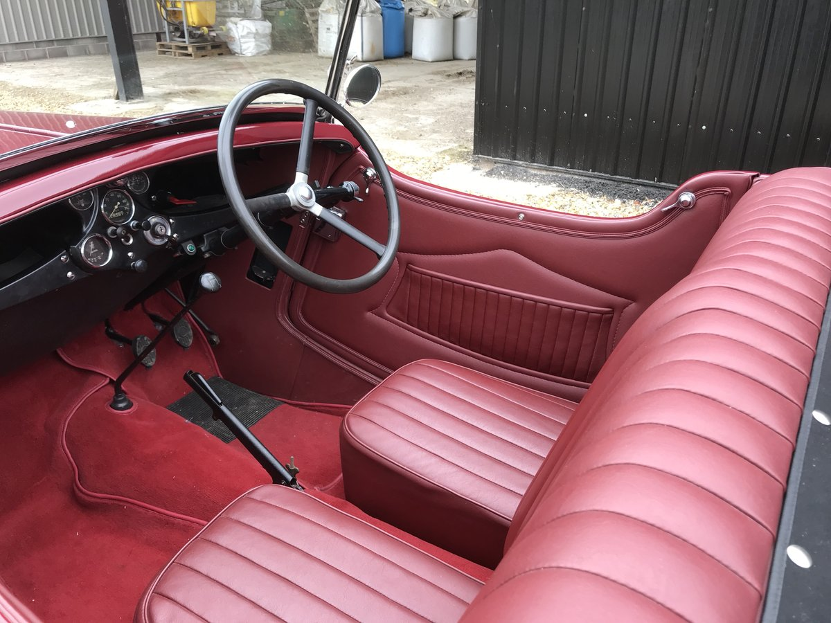 1935 Morris Eight Pre-series 2 seat tourer -totally restored SOLD (picture 2 of 11)