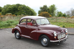 1970 Morris Minor 1098cc One Family Owned from New For Sale