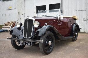 A 1936 Morris 8 tourer - 10/04/19