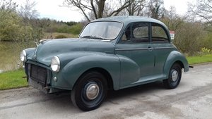 1958 MORRIS MINOR 2DR SALOON ~ GREAT 'ENTRY LEVEL' CLASSIC!!