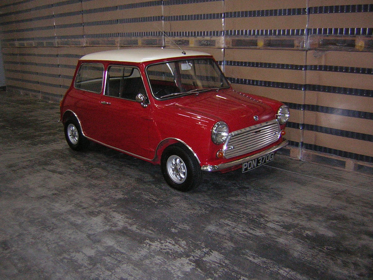 1968 Morris Mini Cooper Mk11 For Sale (picture 1 of 6)