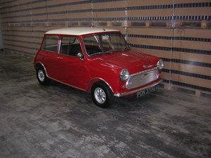 1968  Morris Mini Cooper Mk11