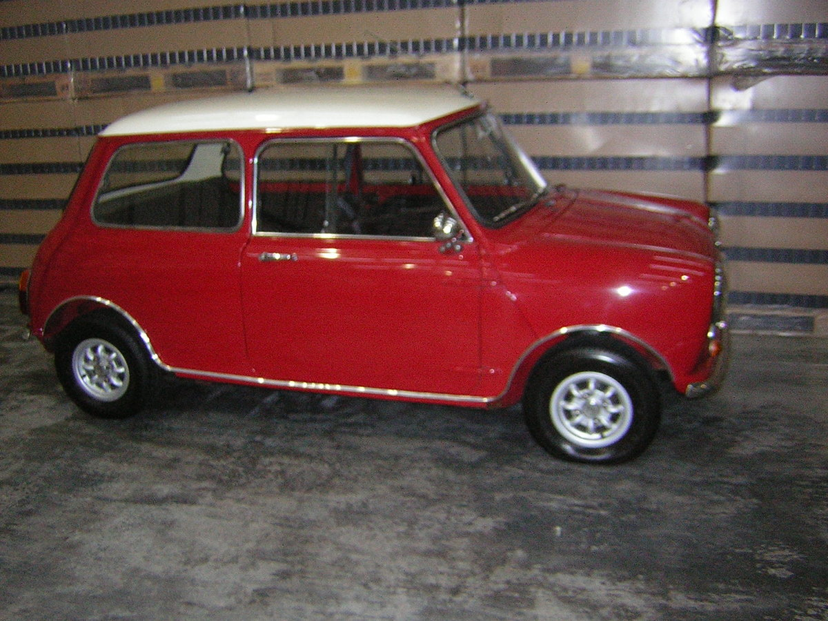 1968 Morris Mini Cooper Mk11 For Sale (picture 2 of 6)