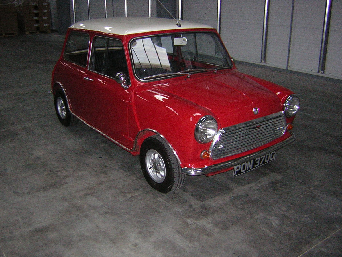 1968 Morris Mini Cooper Mk11 For Sale (picture 3 of 6)