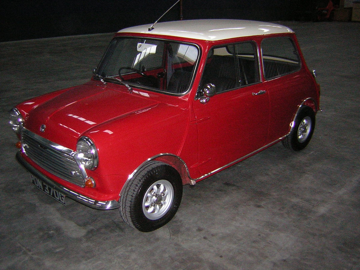 1968 Morris Mini Cooper Mk11 For Sale (picture 5 of 6)
