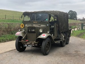 Morris Commercial CDFW 6x4 1940 For Sale