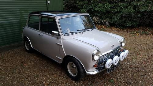 1968 Mini Cooper S MK2 For Sale