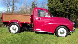 1971 MORRIS MINOR 6 CWT PICK UP ~ RARE TRUCK ££££'S SPENT!! For Sale