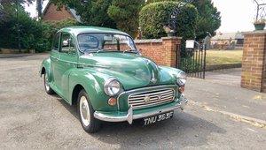 1967 Morris minor SOLD