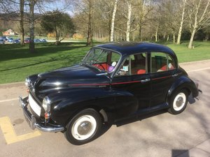 1962 Morris Minor Four Door ONE FAMILY OWNED! For Sale