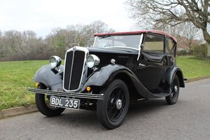 Morris 8 1937 - To be auctioned 26-04-19 For Sale by Auction
