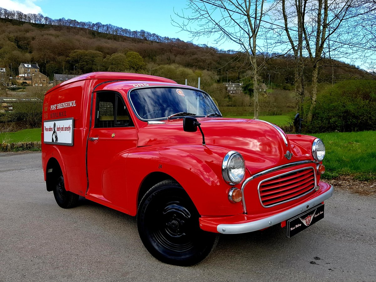 1970 Fully restored '09 with log, comes with Royal mail history For Sale (picture 1 of 6)