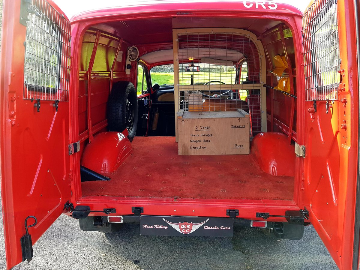 1970 Fully restored '09 with log, comes with Royal mail history For Sale (picture 4 of 6)