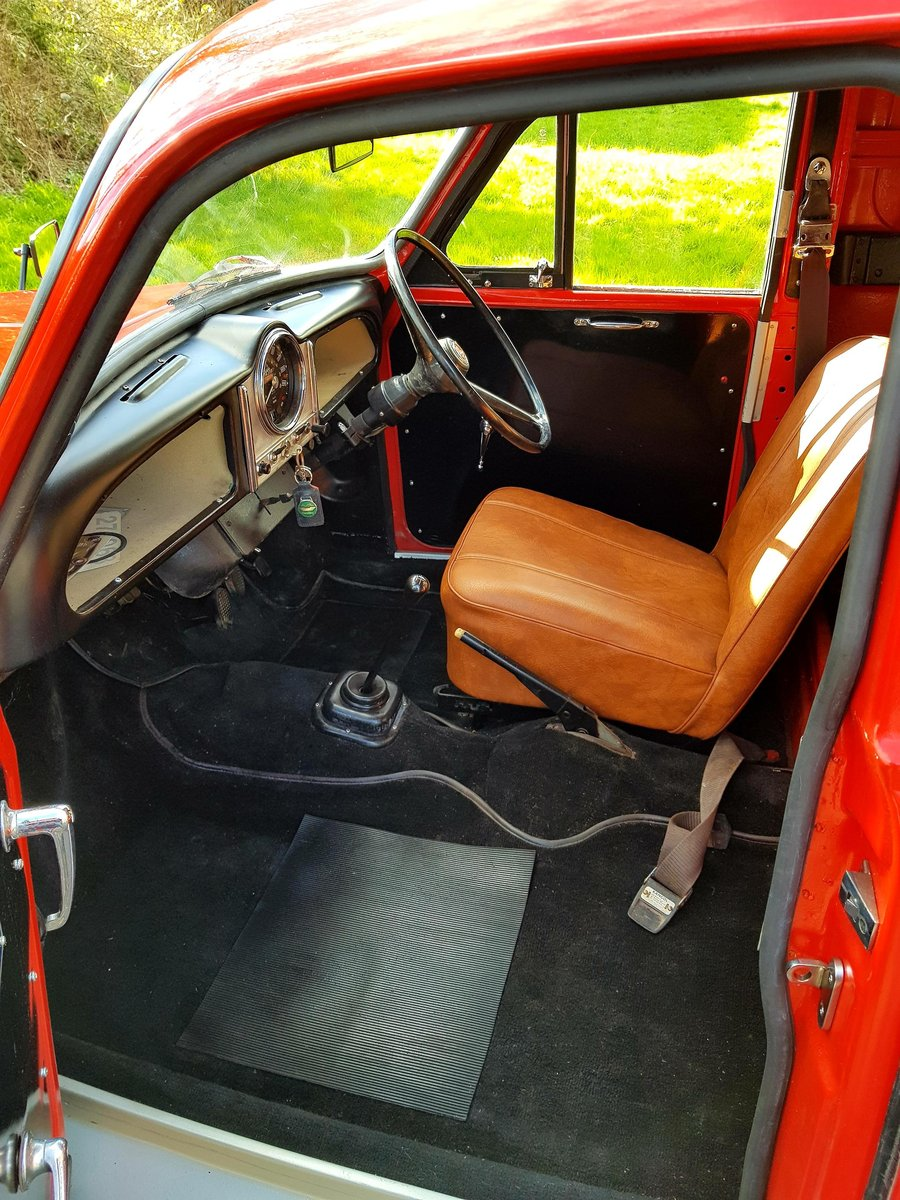 1970 Fully restored '09 with log, comes with Royal mail history For Sale (picture 5 of 6)