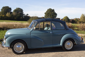 1965 Morris Minor 1000 Convertible For Sale