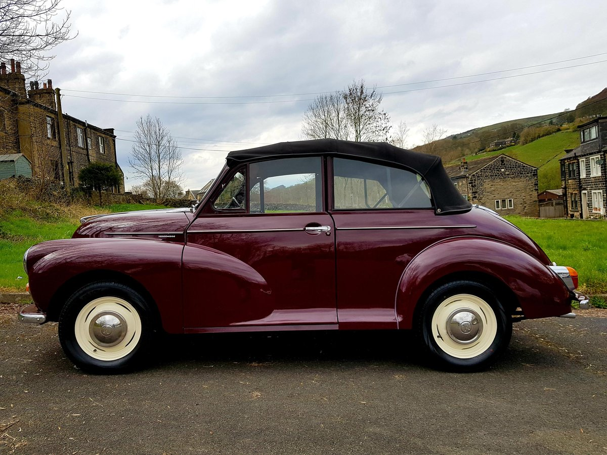 1965 Excellent quality Minor tourer, ideal for spring For Sale (picture 2 of 6)