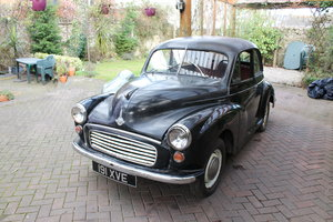 1956 split screen moggy , black For Sale