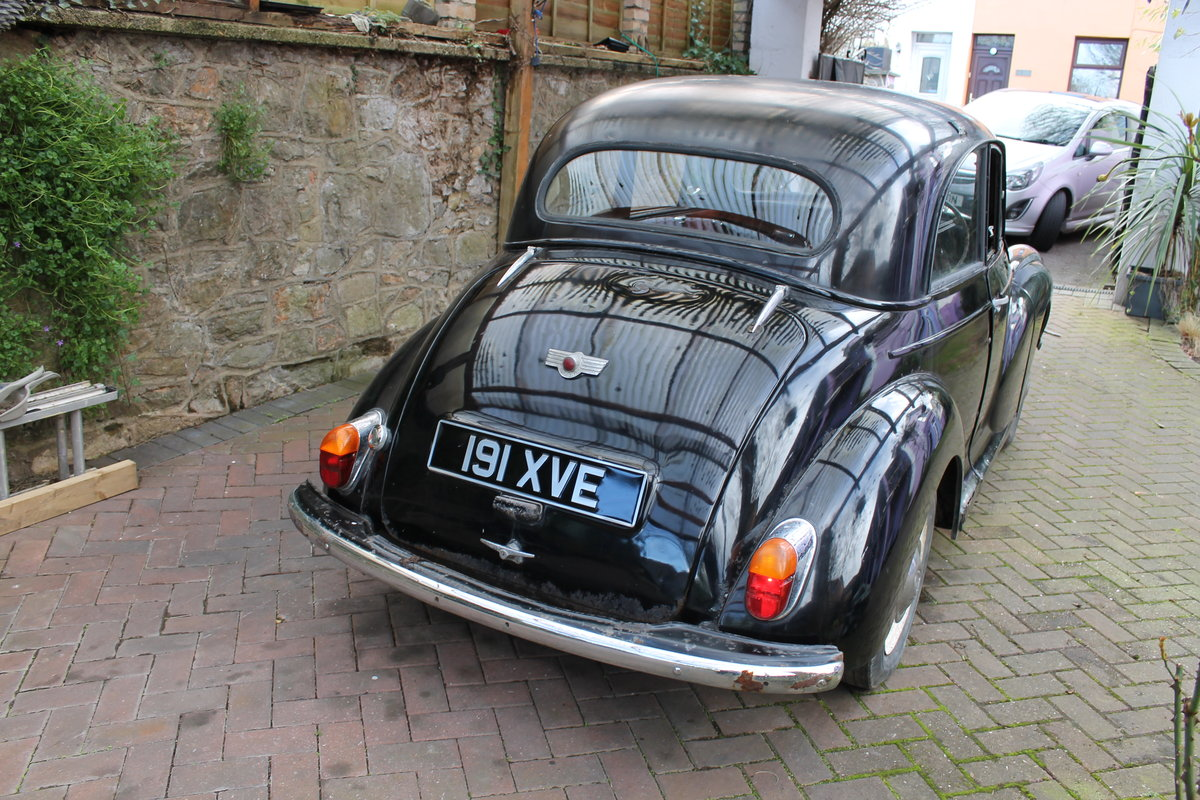 1956 split screen moggy , black For Sale (picture 2 of 6)