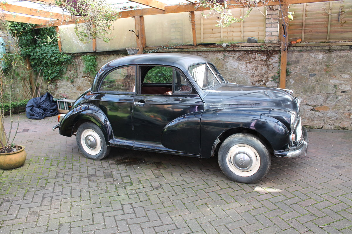 1956 split screen moggy , black For Sale (picture 5 of 6)