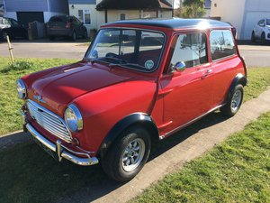 1963 Morris Mini Super De-Luxe, 1000cc A+ engine For Sale