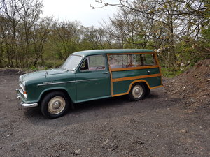 1955 Very rare Morris oxford woody