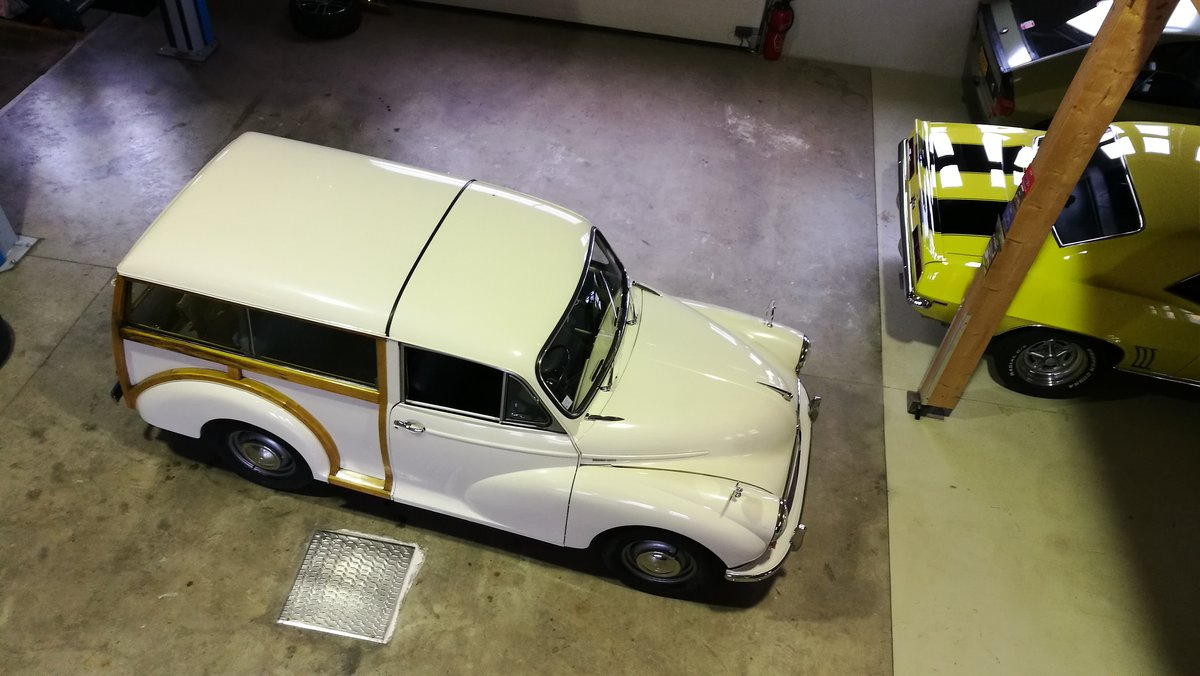 1968 Minor Traveller Woody FULLY RESTORED For Sale (picture 3 of 6)