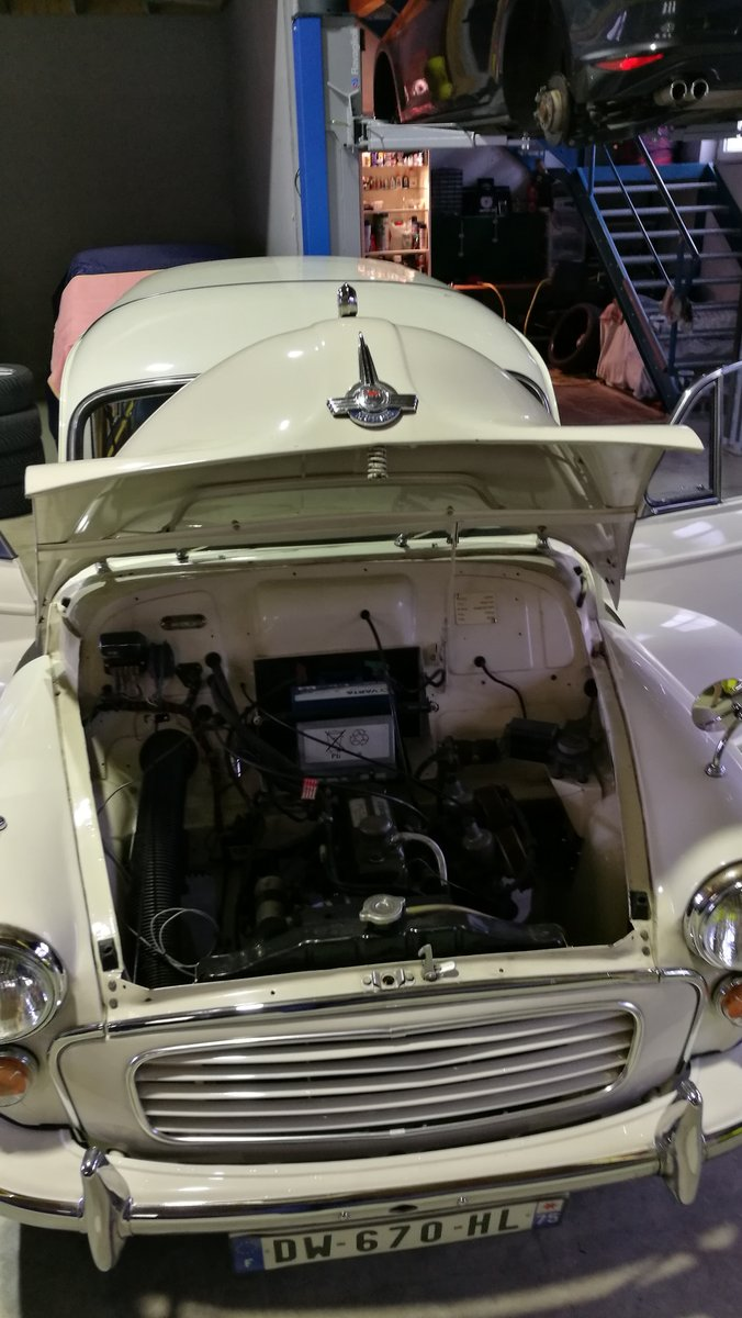 1968 Minor Traveller Woody FULLY RESTORED For Sale (picture 4 of 6)