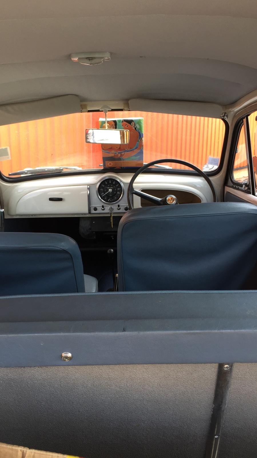 1968 Minor Traveller Woody FULLY RESTORED For Sale (picture 6 of 6)