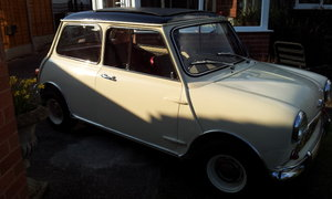 1966 MK1 mini cooper 998 For Sale