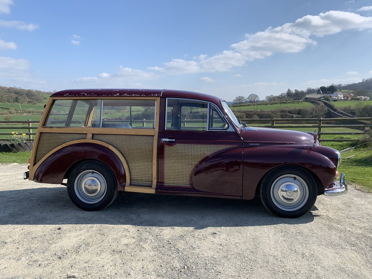 1969 TV Star Morris 1000 Traveller  For Sale (picture 1 of 6)