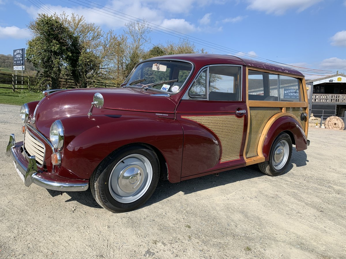 1969 TV Star Morris 1000 Traveller  For Sale (picture 2 of 6)