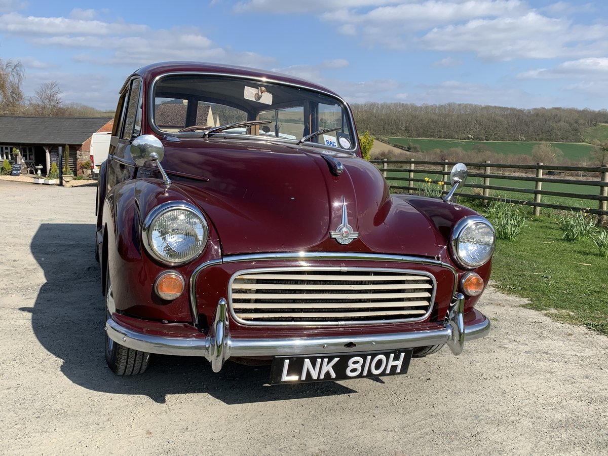 1969 TV Star Morris 1000 Traveller  For Sale (picture 3 of 6)